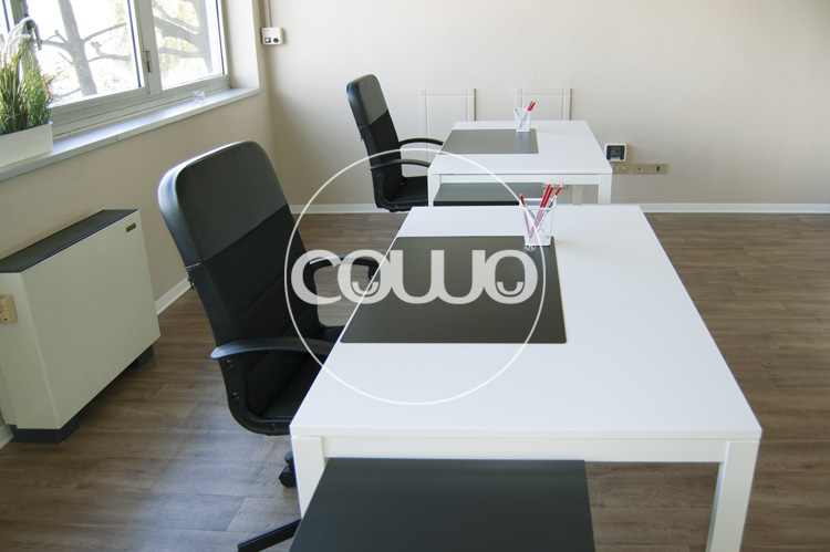 Scrivanie Coworking a Cernusco Milano Est